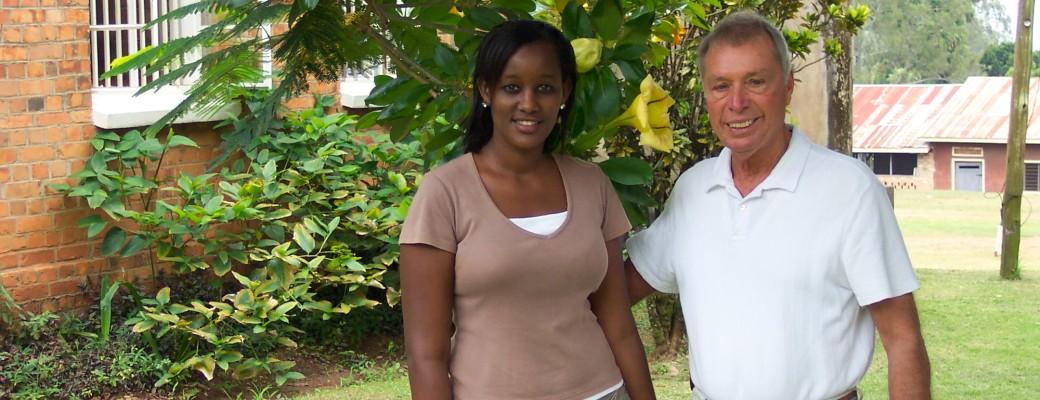 Uganda 'Heroes' Fulfill VSR Rep's Destiny